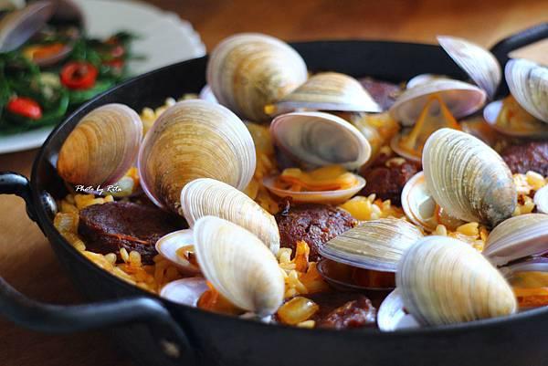 西班牙焗飯