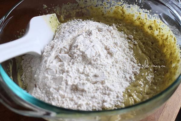 香蒜醬與松子瑪德蓮