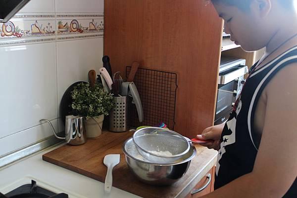 舒芙蕾烤鬆餅