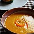 克雷西胡蘿蔔濃湯
