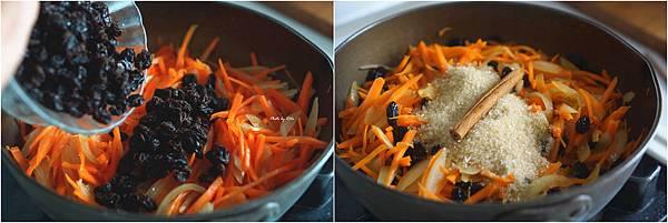胡蘿蔔印度甜酸醬