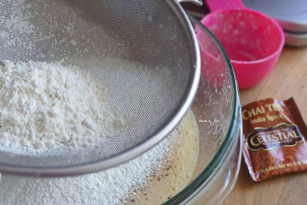 印度香料奶茶瑪德蓮