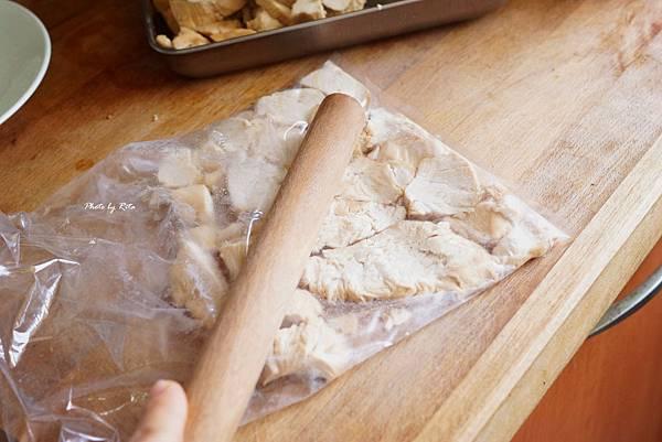 自製雞肉鬆