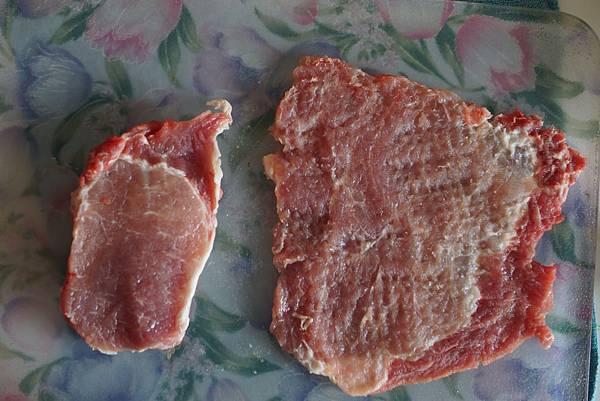酥嫩煎肉排