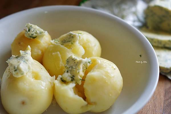 蒔蘿奶油馬鈴薯