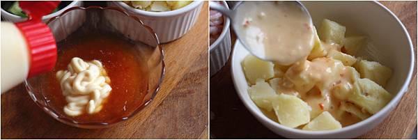 泰式風味馬鈴薯沙拉