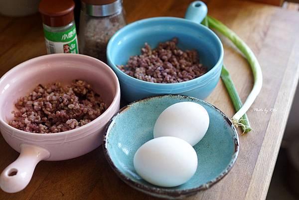 清爽米飯蒸蛋