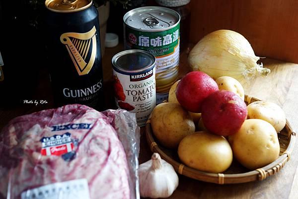 愛爾蘭風黑啤酒燉牛肉