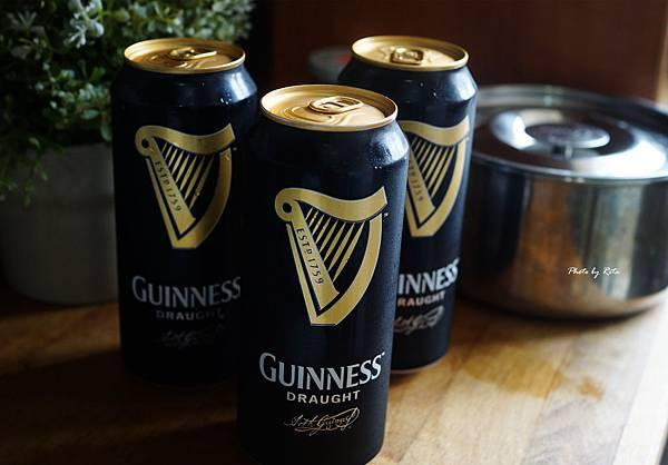 愛爾蘭黑啤酒