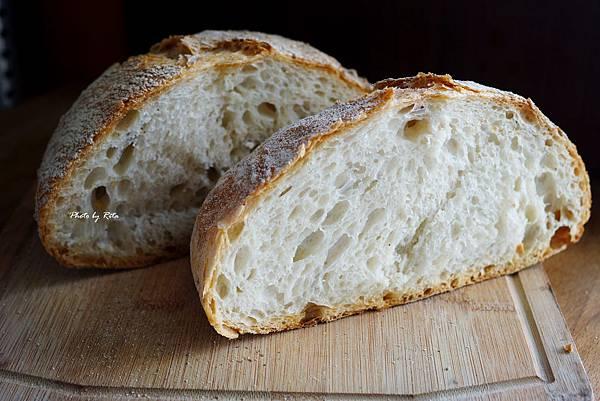 基礎免揉麵包