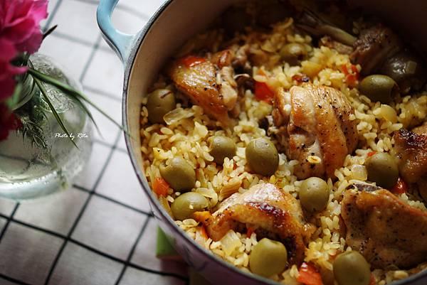西班牙雞肉燉飯