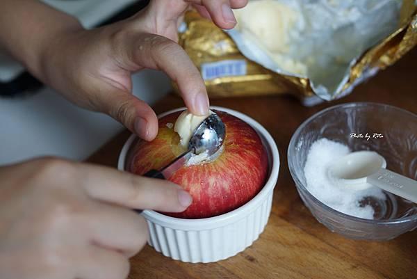 蘋果巧克力蛋糕