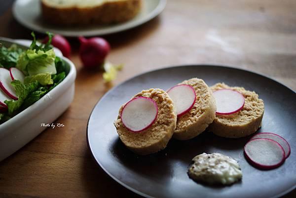 夏季鮪魚餅