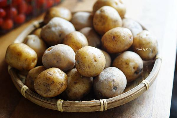 袋烤馬鈴薯
