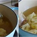 白花椰菜湯