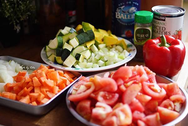 滴滴都營養的七蔬茄汁醬