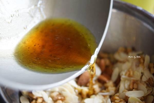 自製嘻皮早餐穀片