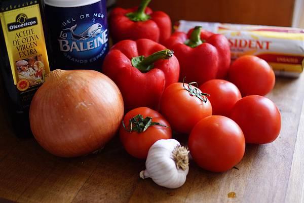 甜椒燉番茄