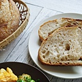 基礎鄉村麵包
