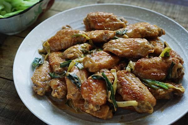 腐乳燒雞翅