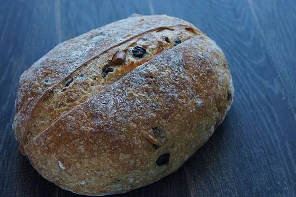 橄欖鄉村麵包