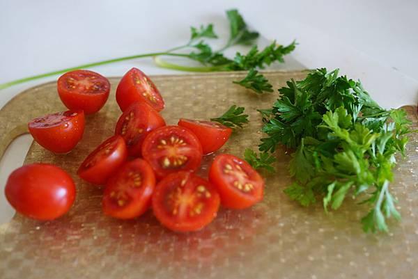 普羅旺斯番茄沙拉