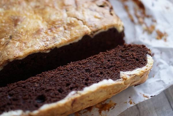 起司蛋糕布朗尼