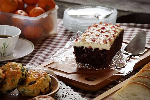 甜菜根蛋糕