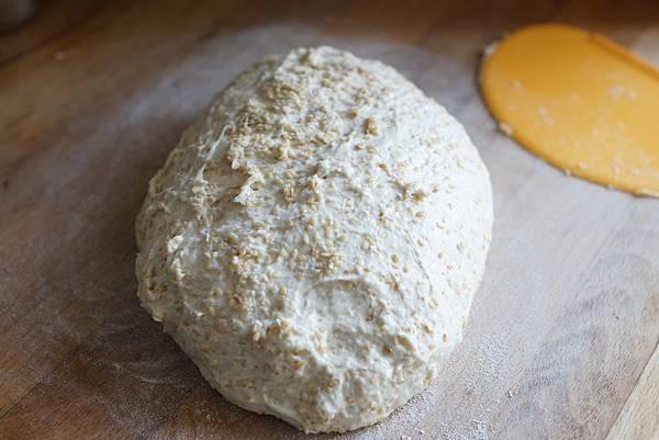 芝麻鄉村麵包