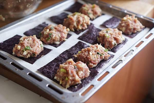 柚子胡椒海苔餃子