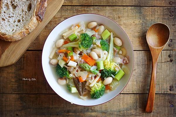 春日雜菜湯