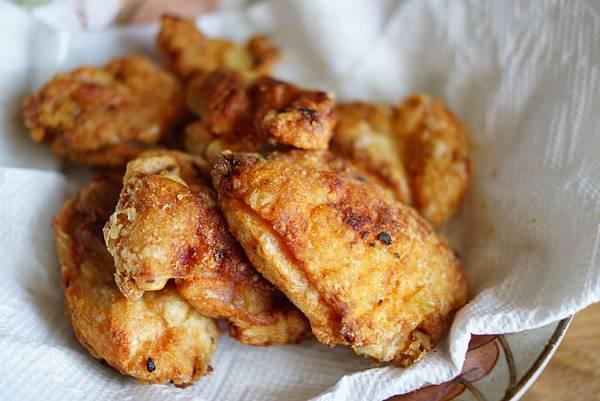 韓式辣醬風味炸鹹雞腿塊