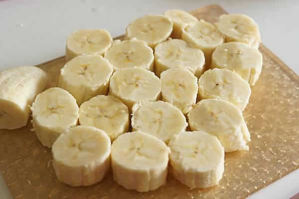 鹹味焦糖香蕉