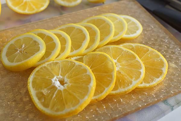 檸檬乳酪慕斯