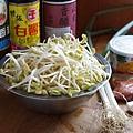 黃豆芽蔥泡菜