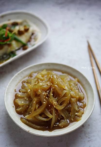 醬油燜煮洋蔥