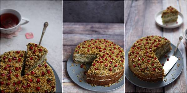 森林青苔蛋糕