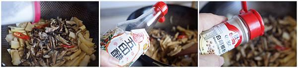 油燜浙醋甜龍筍
