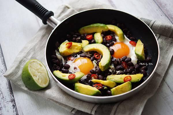三餐皆宜的墨西哥早餐蛋