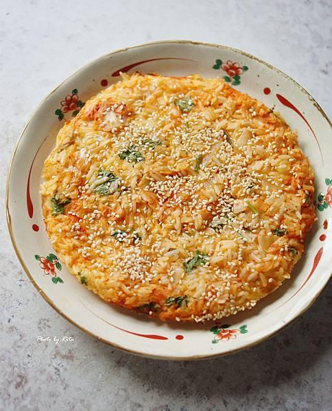 韓式米蛋餅