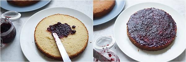 維多利亞海綿蛋糕