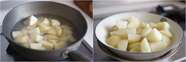 簡易馬鈴薯麵疙瘩