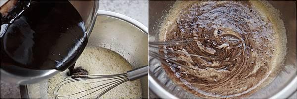 法式巧克力脆片布朗尼