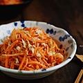 胡蘿蔔拌鮪魚沙拉