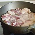 紅燒蘿蔔燉豬肉