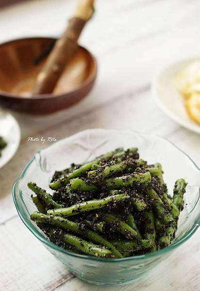麻香四季豆