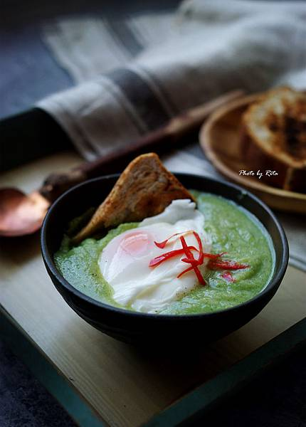 青花菜濃湯