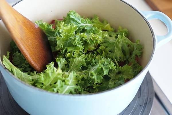 冬日雜菜湯