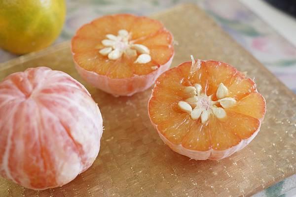 甜菜根柳橙沙拉