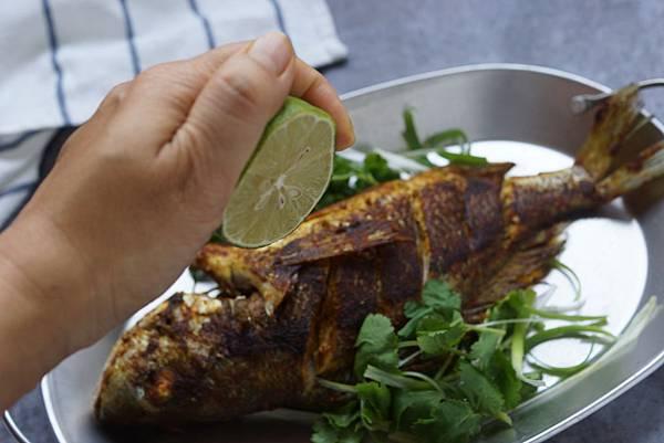 泰式煎海魚
